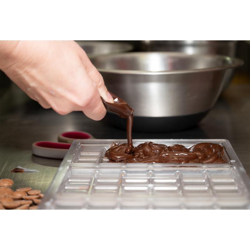 Fabriquez vos tablettes de chocolat