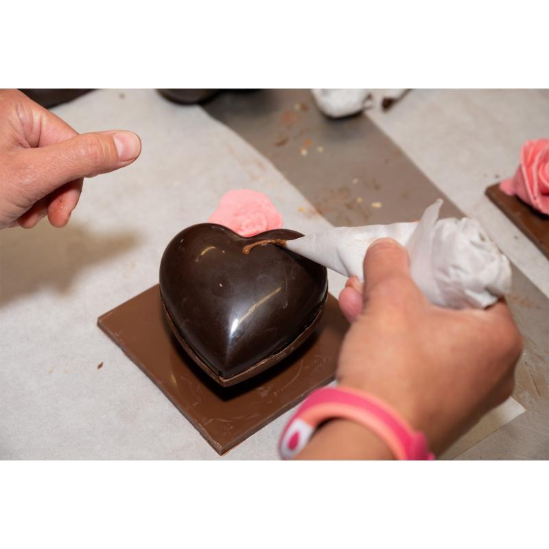 initiez vous à la chocolaterie